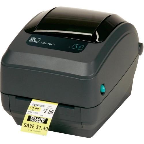 Biurkowa drukarka Zebra GK420t