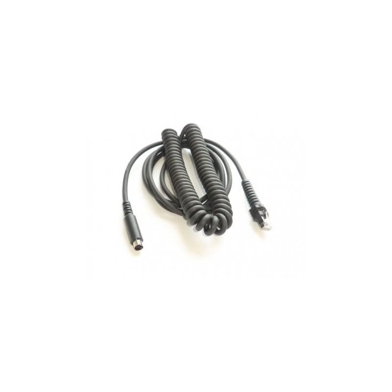 Kabel, PS/2, 3,6m, do czytników Datalogic