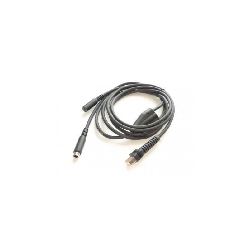 Kabel PS/2, 1,8m do czytników Datalogic