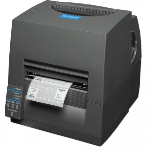 Biurkowa drukarka etykiet i wszywek Citizen CL-S631