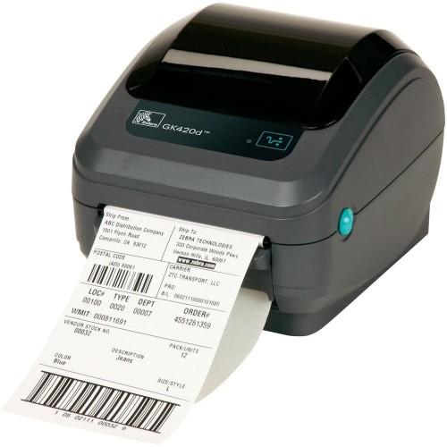 Biurkowa drukarka Zebra GK420d