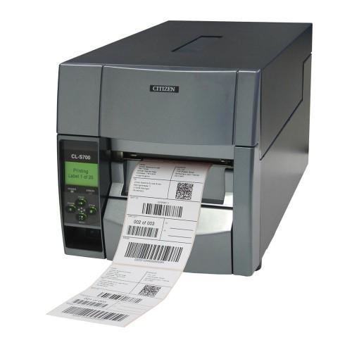 Półprzemysłowa drukarka Citizen CL-S700