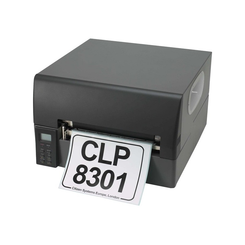 Półprzemysłowa drukarka Citizen CLP8301