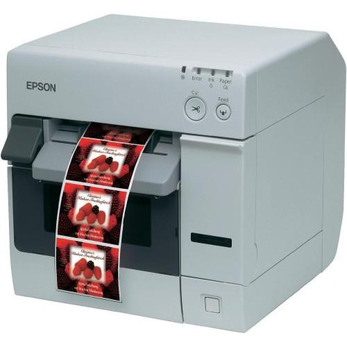 Kolorowa drukarka Epson ColorWorks C3400 (TM-C3400)