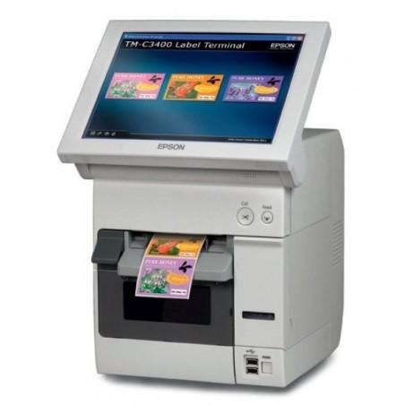Kolorowa drukarka Epson TM-C3400-LT