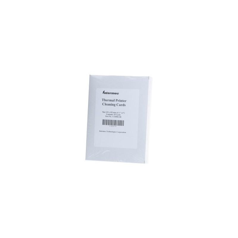 Zestaw czyszczący do drukarki Intermec/Honeywell PX6i