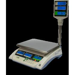 Waga kalkulacyjna PRIS EP-210T RS (z 2-letnią legalizacją)