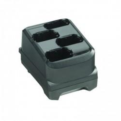4-portowa baza ładująca baterie do terminala Zebra MC3200, Zebra MC3300