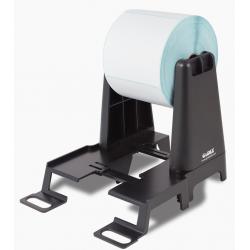 Zewnętrzny podajnik rolek z tekstyliami do drukarki Godex G530