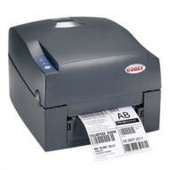 Biurkowa drukarka do satyny i nylonu GoDEX G530 z podajnikiem