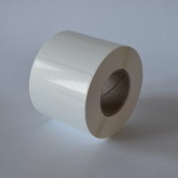 Etykiety foliowe 60x30 mm - 1000 szt.