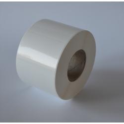 Etykiety foliowe 60x40 mm - 1000 szt.