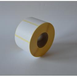 Etykiety papierowe 57x43 mm - 1000 szt.