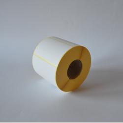 Etykiety papierowe 80x50 mm - 1000 szt.