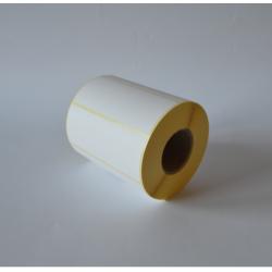 Etykiety papierowe 100x40 mm - 1000 szt.
