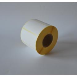 Etykiety papierowe 70x40 mm - 1000 szt