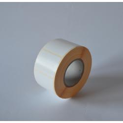 Etykiety papierowe 40x30 mm - 1000 szt.