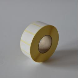 Etykiety termiczne 32x20 mm - 1500 szt.
