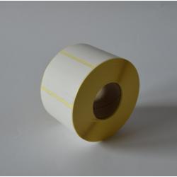 Etykiety termiczne 58x43 mm - 500 szt.