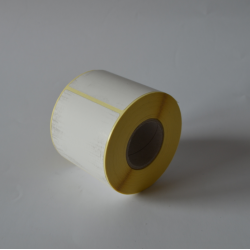 Etykiety termiczne 70x70 mm - 500 szt.