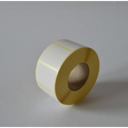 Etykiety termiczne 40x25 mm - 2000 szt.