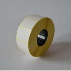 Etykiety termiczne 35x25 mm - 1500 szt.
