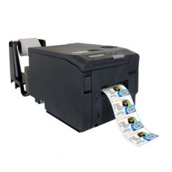 Kolorowa drukarka DTM CX86e