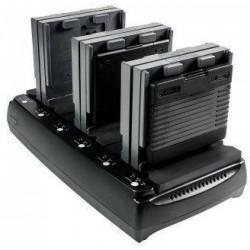 6-portowa baza ładująca z zasilaczem do tabletu Zebra XSLATE B10