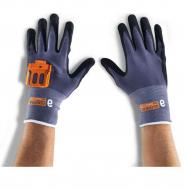 Rękawice ProGlove z mocowaniem na czytnik na lewej rękawicy