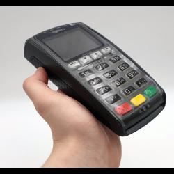 Folia ochronna na front terminala płatniczego Ingenico IPP220