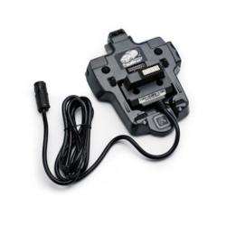 Uchwyt na wózek widłowy ze stały zasilaniem do drukarek Zebra ZQ500, QLn220, QLn320