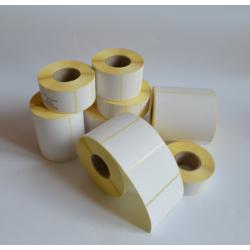 Etykiety termiczne 90x120 mm - 1000 szt.