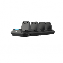 4-portowa ładowarka drukarek TSC Alpha-30L, Alpha-40L