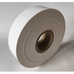 Taśma nylonowa do wprasowywania 30x50mb biała