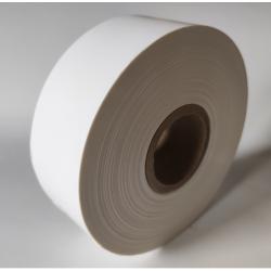 Taśma nylonowa do wprasowywania 40x50mb biała