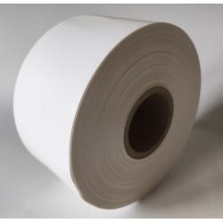 Taśma nylonowa do wprasowywania 60x50mb biała