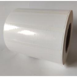 Etykiety foliowe 80x20 mm - 5000 szt.