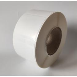 Etykiety foliowe 40x20 mm - 1000 szt.