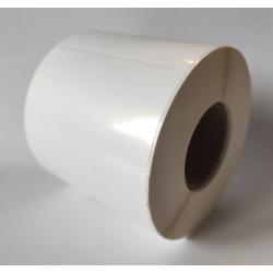 Etykiety foliowe 80x40 mm - 1000 szt.