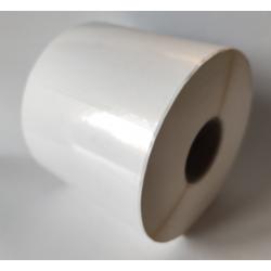 Etykiety foliowe 100x80 mm - 1000 szt.