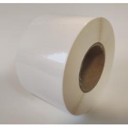 Etykiety foliowe 50x25 mm - 1000 szt.