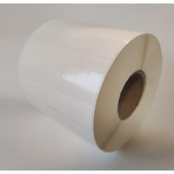 Etykiety foliowe 80x60 mm - 1000szt.