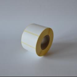Etykiety papierowe 50x30 mm - 1000 szt.