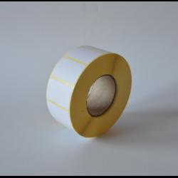 Etykiety papierowe 32x20 mm - 1500 szt.