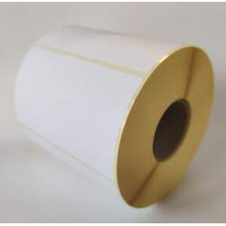 Etykiety papierowe 100x60 mm - 1000 szt.