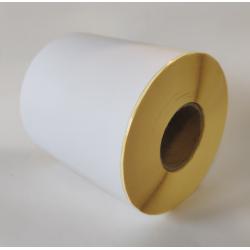 Etykiety papierowe 100x100 mm - 500 szt.
