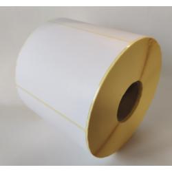 Etykiety papierowe 100x80 mm - 500 szt.