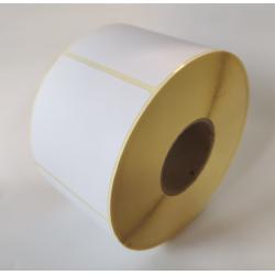Etykiety papierowe 60x60 mm - 1000 szt.