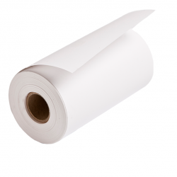 Papier termiczny w roli 102mm x 27,5mb do drukarki Brother RJ-4230B