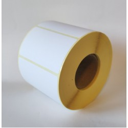 Etykiety papierowe 70x40 mm - 1500 szt.